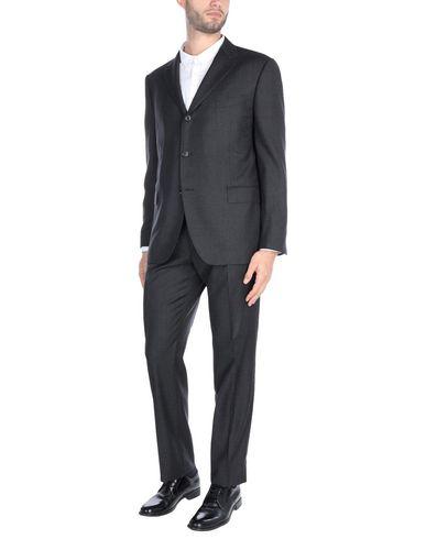 DORIANI Suits in Dark Blue