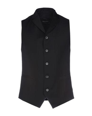 KRIS VAN ASSCHE Suit Vest in Black