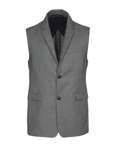 KRIS VAN ASSCHE Suit Vest in Grey