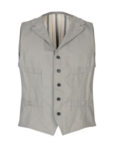 WOOSTER + LARDINI Suit Vest in Dove Grey