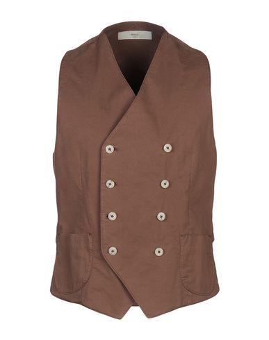 BRIGLIA 1949 Suit Vest in Brown