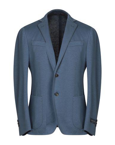TOMBOLINI Blazer in Slate Blue
