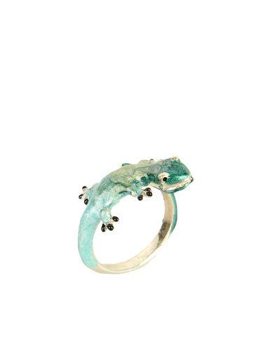 ILENIA CORTI VERNISSAGE Rings in Green