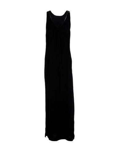 AMERICAN RETRO Long Dress in Black